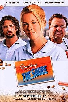 Greetings From The Shore movie poster